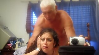 love getting fucked by my old man