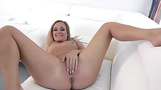 Naughty MILF stepmom pays to stepson for his sperm